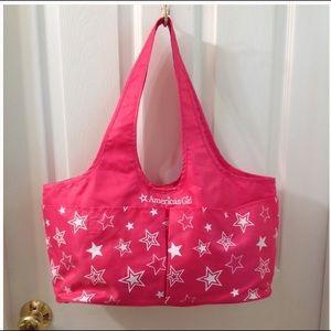 American Girl Travel Bag-Rare Find!